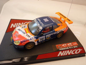 "NINCO 50240 PORSCHE 911 GT3 R ""REPSOL"" 1/32 SLOT CAR 1/EA-Toys & Hobbies:Slot Cars:1/32 Scale:1970-Now-ProTinkerToys.com"
