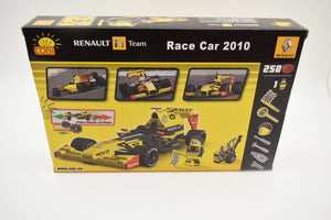 COBI 25250 RENULT F1 TEAM RACE CAR 2010 PULL-BACK ACTION 250/PARTS 1/FIGURE-Toys & Hobbies:Building Toys:Building Toy Pieces & Accessories-ProTinkerToys.com