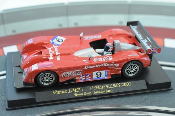 FLY CAR MODEL 1/32 SLOT CAR A221 PANOZ LMP-1 COKE COLA #3 MOST ELMS 2.001-Toys & Hobbies:Slot Cars:1/32 Scale:1970-Now-ProTinkerToys.com