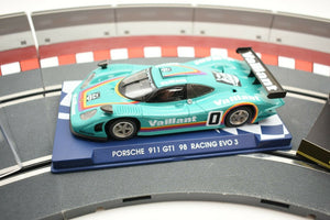 Porsche 911 GT1 98 Racing EVO 3 #07054 - Fly Car-Toys & Hobbies:Slot Cars:1/32 Scale:1970-Now-ProTinkerToys.com