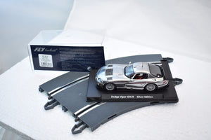 FLY CAR MODELS 1/32 SLOT CARS 88178 CHRYSLER VIPER GTS-R SILVER EDITION E-650-Toys & Hobbies:Slot Cars:1/32 Scale:1970-Now-ProTinkerToys.com