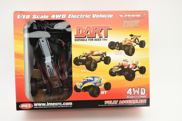 Dart XB – Brushless RTR (BLACK)-IMEX-ProTinkerToys