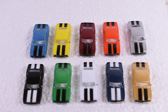 Aurora Bodies for ThunderJet Chassis 10 Pack | 10AURORABODIES | Aurora-Toys & Hobbies:Slot Cars:HO Scale:1970-Now-ProTinkerToys.com
