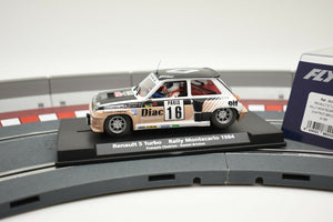 Renault 5 Turbo Rally Montecarlo 1984 | 88202 | Fly Car-Toys & Hobbies:Slot Cars:1/32 Scale:1970-Now-ProTinkerToys.com
