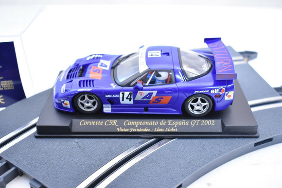 Corvette C5R Campeonato De Espana GT 2002 | A218 | Fly Car-Toys & Hobbies:Slot Cars:1/32 Scale:1970-Now-ProTinkerToys.com