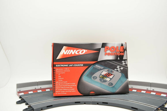 NINCO 10403 1/32 SLOT CAR POLE POSITION ELECTRONIC LAP COUNTER-Toys & Hobbies:Slot Cars:1/32 Scale:1970-Now-ProTinkerToys.com
