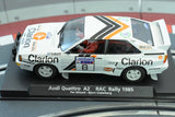 Audi Quattro A2 RAC Rally 1985 | 88285 | Fly Car-Toys & Hobbies:Slot Cars:1/32 Scale:1970-Now-ProTinkerToys.com