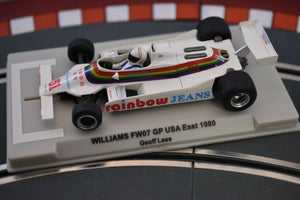 F01105 1/32 FLYSLOT CARS WILLIAMS FW07 GP USA EAST 19080 GEOFF LEES F-1-Toys & Hobbies:Slot Cars:1/32 Scale:1970-Now-ProTinkerToys.com