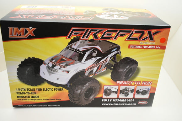 Firefox RC Monster Truck | 18000 | IMEX-IMEX-ProTinkerToys