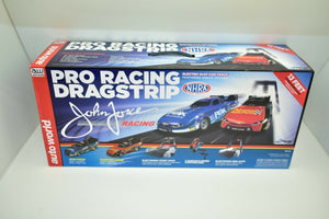 John Force | 13' Pro Racing Dragstrip HO Scale | Auto World-Toys & Hobbies:Slot Cars:HO Scale:1970-Now-ProTinkerToys.com