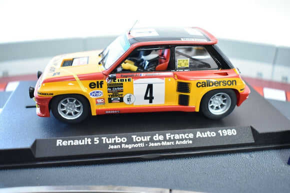 Renault 5 Turbo Tour De France Auto 1980 | 88179 | Fly Car-Toys & Hobbies:Slot Cars:1/32 Scale:1970-Now-ProTinkerToys.com
