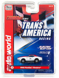 AUTO WORLD SC338 THUNDER JET ULTRA+G TRANS AMERCIA RACING 1968 PONTIAC FIREBIRD-Toys & Hobbies:Slot Cars:HO Scale:1970-Now-ProTinkerToys.com