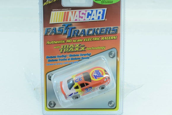 LIFE-LIKE RACING FAST TRACKERS # 9857 NASCAR TIDE 32 W/ MAX TRAXX TECHNOLOGY-Toys & Hobbies:Slot Cars:HO Scale:1970-Now-ProTinkerToys.com