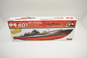 DOEG2000 1/300 JAPAN SUBMARINE, TYPE I-401 SENTOKUM MOTORIZED WORKS LIKE A SUB-Toys & Hobbies:Models & Kits:Military:Sea-ProTinkerToys.com