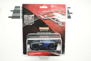 20064084 CARRERA GO 1:43 SLOT CAR DISNEY PIXAR CARS 3 JACKSON STORM-Toys & Hobbies:Slot Cars:1/43 Scale:1970-Now-ProTinkerToys.com