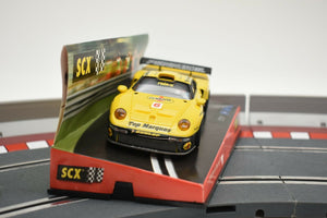 "Porsche 911 GT1 ""Pennzoil"" #60150 – SCX Analog-Toys & Hobbies:Slot Cars:1/32 Scale:1970-Now-ProTinkerToys.com"