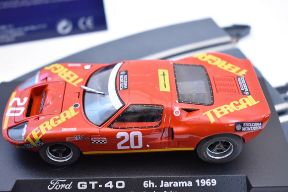 Ford GT-40 6h. Jarama 1969 | 88046 | Fly Car-Toys & Hobbies:Slot Cars:1/32 Scale:1970-Now-ProTinkerToys.com