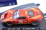 Ford GT-40 6h. Jarama 1969 | 88046 | Fly Car-Fly-ProTinkerToys