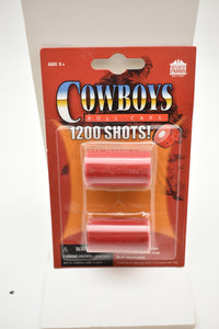 Roll Caps 1200 Shots | 912 | Parry Toys-Toys & Hobbies:Vintage & Antique Toys:Cap Guns:Diecast-ProTinkerToys.com