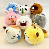 Round Animal Plush Charm | 63204 |-BCMini-ProTinkerToys