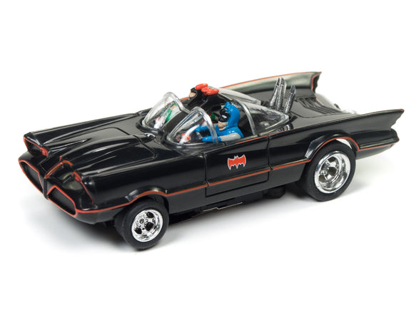 BATMAN Classic TV Series Batmobile | Silver Screen Machine| SC338 | Auto World | 3-Toys & Hobbies:Slot Cars:HO Scale:1970-Now-ProTinkerToys.com