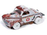 iWheels WHITE Barn Finds - Thunderjet - Release 26 | SC345 |  6 Cars-Auto World-ProTinkerToys