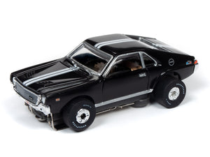 1968 AMC AMX (Black) | Muscle Cars USA | SC349 | Auto World | 4-Auto World-ProTinkerToys