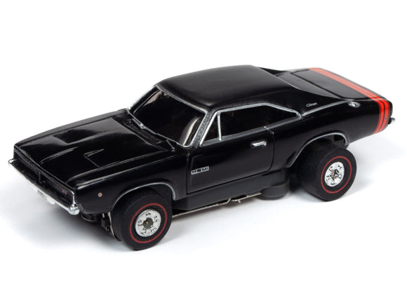 1968 Dodge Charger | Muscle Cars USA | SC349 | Auto World | 1-Auto World-ProTinkerToys
