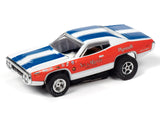 Sox & Martin | 1971 Plymouth Road Runner | Auto World-Toys & Hobbies:Slot Cars:HO Scale:1970-Now-ProTinkerToys.com