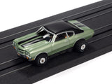 1970 Chevrolet Chevelle SS (Green) | Thunderjet-Release 32 | Auto World | SC359-Toys & Hobbies:Slot Cars:HO Scale:1970-Now-ProTinkerToys.com