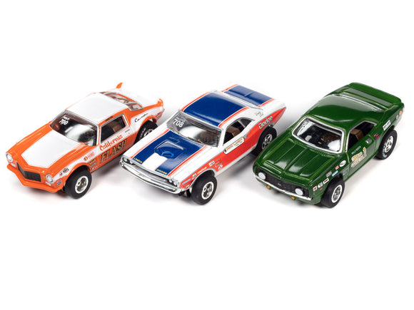 Legends of the Quarter Mile - X-Traction - Release 32 | SC361 |  3 Cars-Auto World-ProTinkerToys
