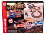 Auto World 14' Off Road X-Traction Slot Race Set HO Scale | SRS328-ProTinkerToys.com