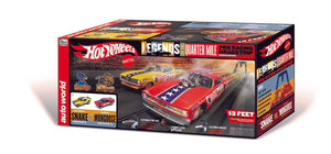 Snake vs Mongoose | 13' Pro Racing Dragstrip HO Scale | Auto World-Toys & Hobbies:Slot Cars:HO Scale:1970-Now-ProTinkerToys.com