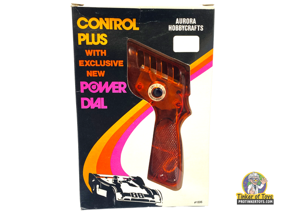 Control Plus with Power Dial Throttle | 1335 | Aurora-Auto World-ProTinkerToys