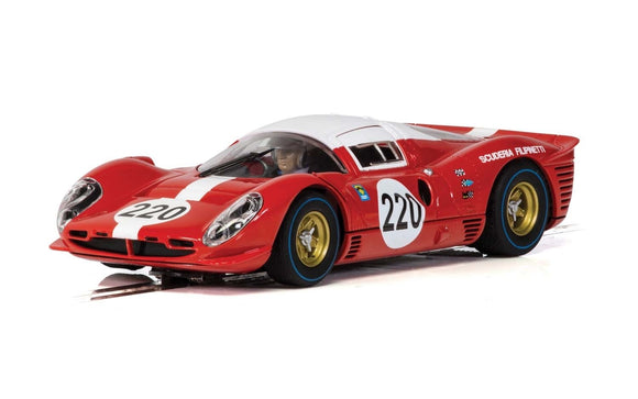 412P - Targa Florio 1967-Toys & Hobbies:Slot Cars:1/32 Scale:1970-Now-ProTinkerToys.com