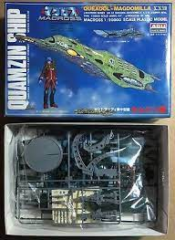 MACROSS 1/20000 SCALE QUEADOL-MAGDOMILLA   | AR-331-300  | 1/20000 Scale Model Kit
