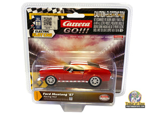 Ford Mustang '67 – Racing Red | 20064120 | Carrera Go-CARRERA-ProTinkerToys