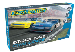 Stock Car Challenge Set | C1383T | Scalextric-Toys & Hobbies:Slot Cars:1/32 Scale:1970-Now-ProTinkerToys.com