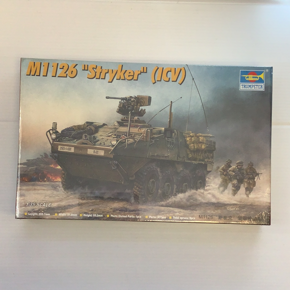 "USArmy M1126 ""Stryker"" ICV 