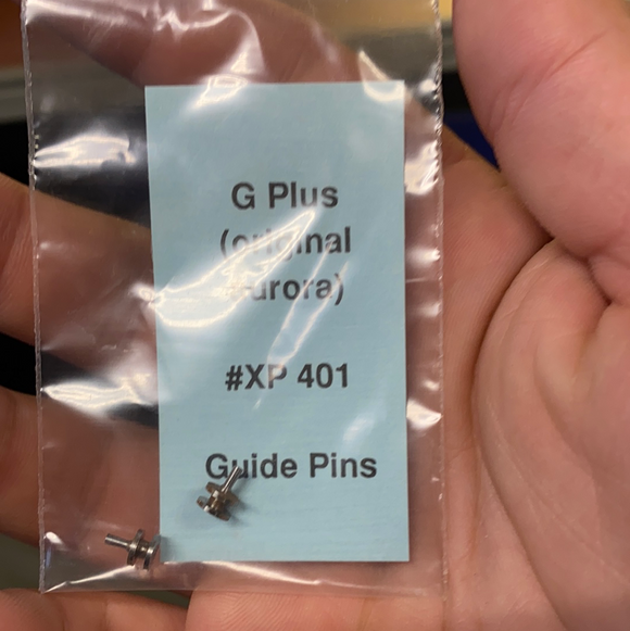 Guide Pins | XP 401 | G Plus-Toys & Hobbies:Slot Cars:1/32 Scale:1970-Now-ProTinkerToys.com