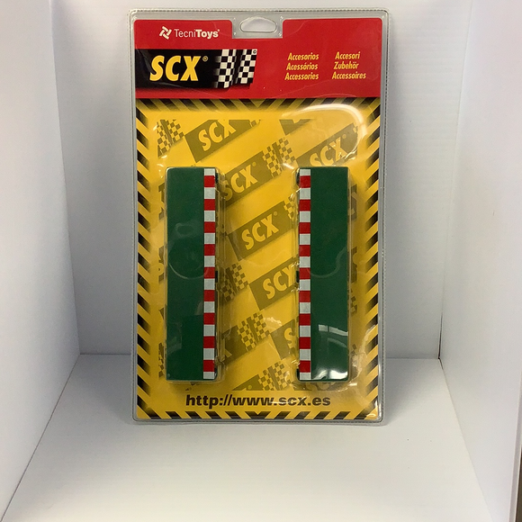 SCX 1/32 ACCESSORIES  1 /EA | 87920 | Straight Borders (8)