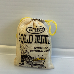 Gold Mine Gum Nuggets | 3059 | Nassau Candy-ProTinkerToys.com-ProTinkerToys