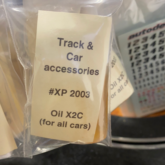Oil X2C (for all cars) | XP 2003 | Track & Car accessories-Toys & Hobbies:Slot Cars:1/32 Scale:1970-Now-ProTinkerToys.com