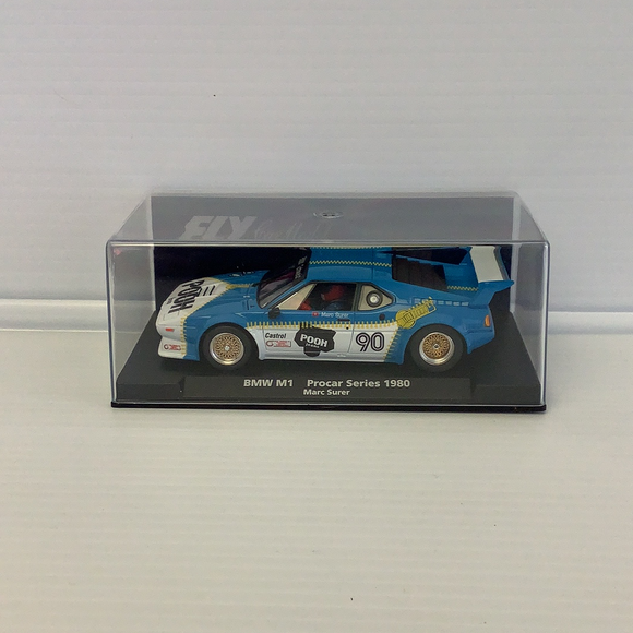 BMW M1 Procar 1980 | 88205 | Fly Car-Fly-ProTinkerToys