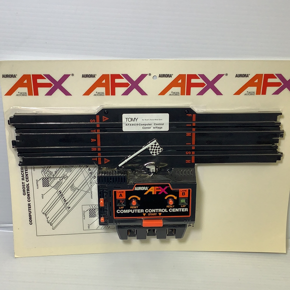 Computer Control Center |  AFX8639  | AFX/Racemasters