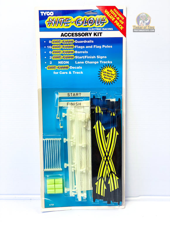 Nite-Glow Accessory Kit | 6794 | Tyco-Toys & Hobbies:Slot Cars:HO Scale:1970-Now-ProTinkerToys.com