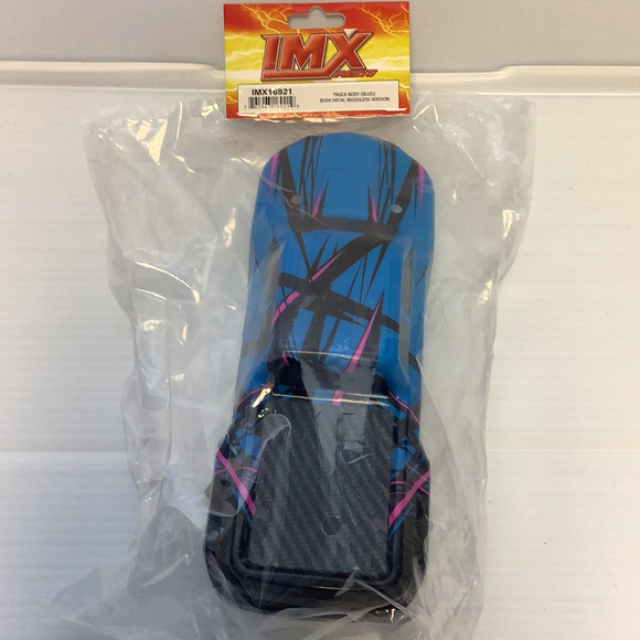 Truck Body (Blue)/Body Decal Brushless Version | IMX16921 |  Truck Body-IMEX-ProTinkerToys