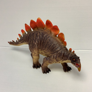 21 Inch Giant Soft Touch Stegosaurus | IMX49403 | IMEX Model Company-Figures-ProTinkerToys.com