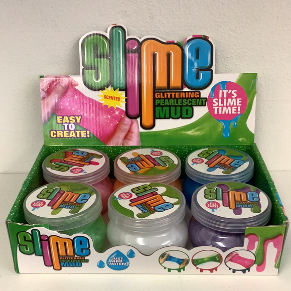 Jumbo tub glitter scented putty-Figures-ProTinkerToys.com