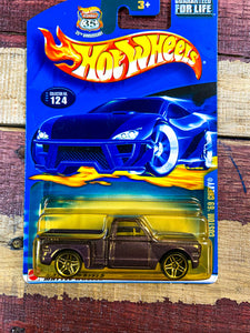 Custom '69 Chevy | 124 | 01216 | Hot Wheels-Toys & Hobbies:Diecast & Toy Vehicles:Cars, Trucks & Vans:Contemporary Manufacture-ProTinkerToys.com